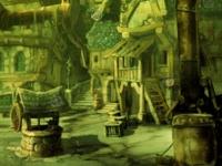 Флеш игра Темное фэнтези: Поиск мишеней