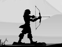 Флеш игра Темный лучник 2