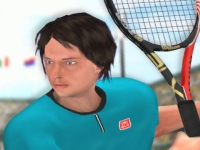 Флеш игра Теннис нового поколения