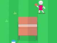 Флеш игра Теннис со стикменом
