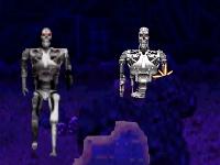 Флеш игра Терминатор 2: Судный день