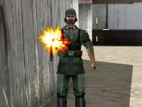 Флеш игра Территория войны 3D: Первый бой