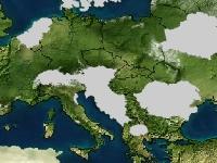 Флеш игра Тест: Карта Европы