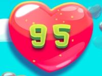 Флеш игра Тест на любовь по имени