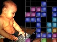 Флеш игра Тетрис с настройками