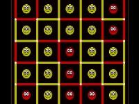 Флеш игра Точки и квадраты