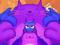 Флеш игра Толстый кот