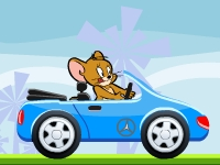 Флеш игра Том и Джерри: Гонка на выживание