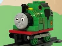 Флеш игра Томас и друзья: Постройка из Лего