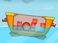 Флеш игра Тонущая лодка