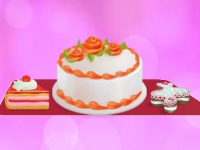 Флеш игра Торты ко дню рождения