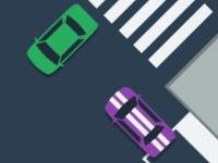Флеш игра Трафик в городе