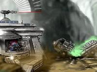 Флеш игра Трансформеры: защита энергона