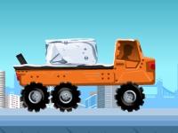 Флеш игра Транспортировка льда