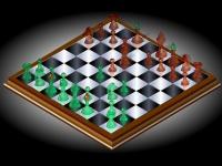 Флеш игра Трехмерные шахматы