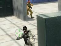 Флеш игра Тренировка SWAT