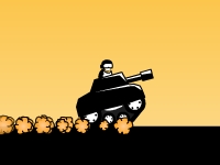 Флеш игра Тренировка танкиста
