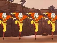 Флеш игра Тренируем внимательность с Аватаром Аангом