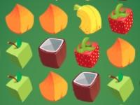 Флеш игра Три фрукты в ряд