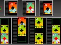 Флеш игра Три карты