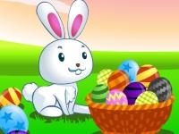 Флеш игра Три пасхальных яйца в ряд