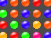 Флеш игра Три пузыря в ряд