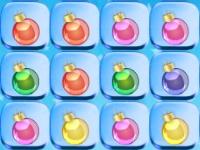 Флеш игра Три в ряд: Новогодняя версия