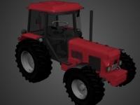 Флеш игра Триал на тракторе 2