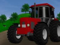 Флеш игра Триал на тракторе