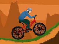 Флеш игра Триал на велосипеде