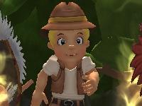 Флеш игра Тропические приключения