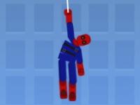 Флеш игра Тряпичный Человек-Паук