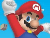 Флеш игра Трюки Марио в воздухе