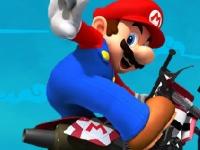 Флеш игра Трюки Супер Марио