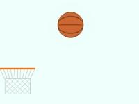 Флеш игра Трюки с баскетбольным мячом