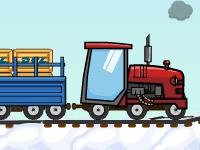 Флеш игра Ту-ту трактор
