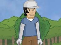 Флеш игра Турбо гольф
