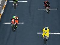 Флеш игра Турнир на гоночных мотоциклах