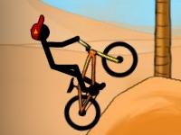 Флеш игра Турнир по BMX