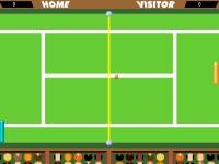 Флеш игра Турнир по понгу