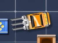 Флеш игра Тяжелый космический погрузчик