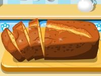 Флеш игра Тыквенный хлеб