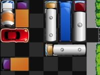 Флеш игра Убери машину