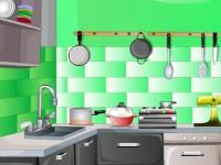 Флеш игра Убери на кухне