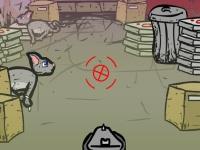 Флеш игра Убей кота