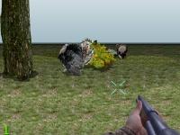 Флеш игра Убийца индеек 3D