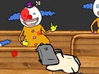 Флеш игра Убийца клоунов