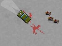 Флеш игра Убийца пешеходов