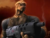 Флеш игра Убийца роботов 2: Левиафан пятый