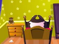 Флеш игра Уборка кукольного домика